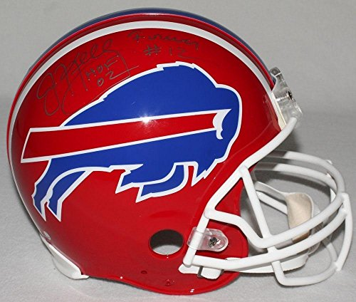 JIM KELLY Signed LE Titans Full-Size Authentic Pro-Line Helmet Inscribed