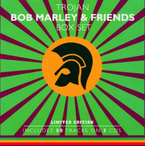 Trojan Bob Marley & Friend Box Set