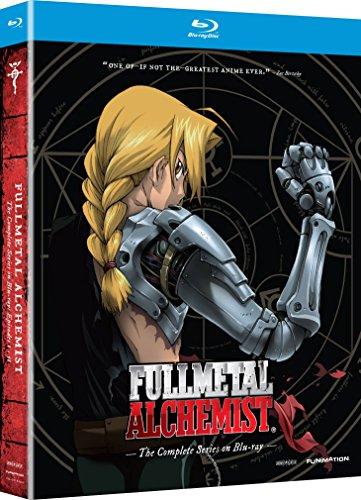鋼の錬金術師 (2003年版 全51話)[Blu-ray](海外import版)