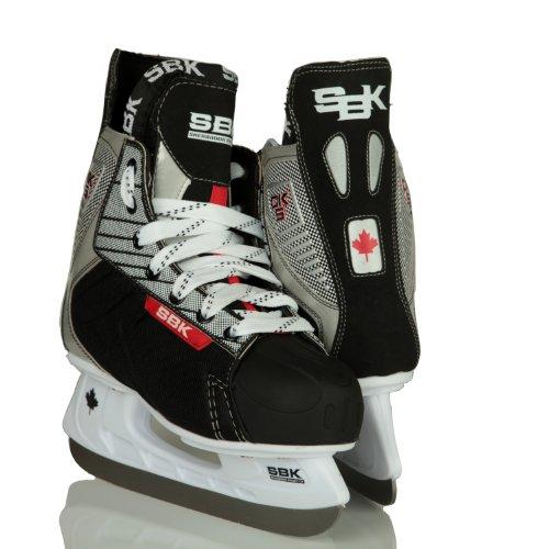 MENS ICE HOCKEY SKATES, SHERBROOKE DK5 + FREE PROGUARD SKATEGUARDS