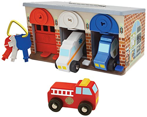 melissa-doug-lock-and-roll-rescue-garage-3-wooden-vehicles-garage-with-locking-door-and-keys