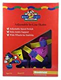 Disney Mickey Mouse Adjustable Training Inline Skates