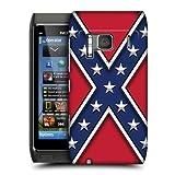 Head Case Designs Rebel Flag Redneck Pride Hard Back Case Cover for Nokia N8