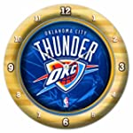 NBA Oklahoma City Thunder Game Clock