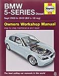 BMW 5-Series Diesel Service and Repai...