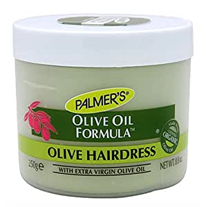 Palmers Olive Hairdress with Vitamin-E Jar 8.8oz