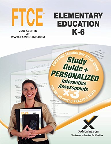 FTCE Elementary Education K-6 Book and Online