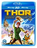 Thor: Legends of Valhalla 3D (Blu-Ray 3D + Blu-Ray)