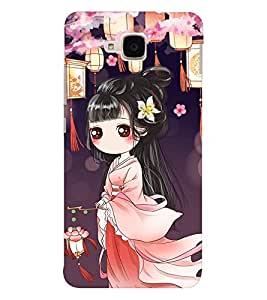 EPICCASE cute chinese Mobile Back Case Cover For Huawei Honor 5c (Designer Case)