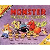 Monster Musical Chairs (MathStart 1) ~ Stuart J. Murphy