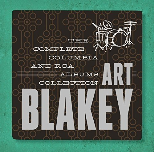 Art Blakey-The Complete Columbia And RCA Albums-REMASTERED-8CD-FLAC-2015-NBFLAC Download