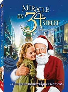 Miracle On 34th St (bw) (Bilingual)