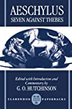 Image of Seven Against Thebes (Septem Contra Thebas) (Clarendon Paperbacks)
