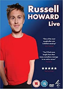 Russell Howard Live [DVD]