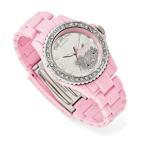Hello Kitty Pink Watch<br><br>