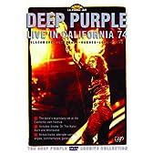 ディープ・パープル 1974 カリフォルニア・ジャム [DVD]