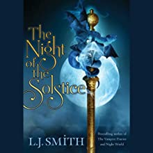 The Night of Solstice Audiobook by L. J. Smith Narrated by Khristine Hvam