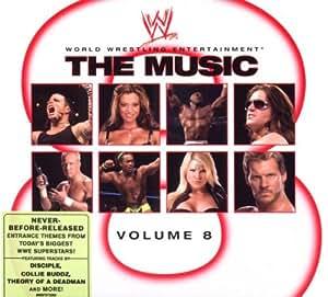 WWE: The Music, vol. 8