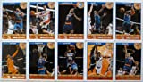 2013-14 Panini Hoops New York Knicks Team Set 11 Cards in a Protective Case - Tim Hardaway Jr. RC, Carmelo Anthony, Metta World Peace, Kenyon Martin, Andrea Bargnani, J.R. Smith, Amar'e Stoudemire, Tyson Chandler, Iman Shumpert, Raymond Felton, and Pablo Prigioni