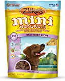 Zuke's Mini Naturals Dog Treats, Wild Rabbit Recipe, 16-Ounce