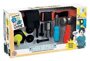 Small World Living Toys Little Handyman's Tool Belt