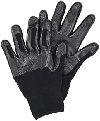 Carhartt Men's C-Grip Winter Thermal Glove, Black, Large/X-Large
