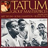 echange, troc Art Tatum, Lionel Hampton, Buddy Rich - The Tatum Group Masterpieces Vol. 4