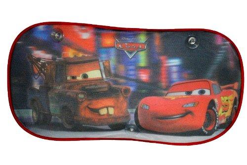 XL Heckscheiben Sonnenschutz - Disney Cars - Sonnenblende - für Kinder Heckscheibe Auto Lightning Queen / Jungen