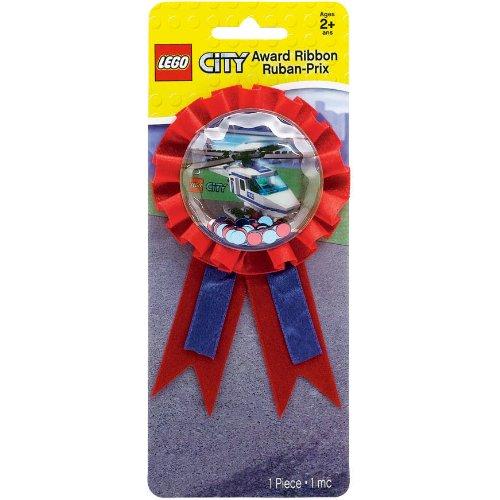 Amscan Lego City Confetti Pouch Award Ribbon günstig als Geschenk kaufen