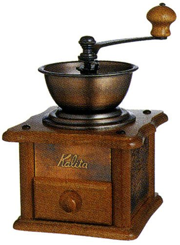 Doral Designs Coffee Maker With Grinder And Timer : New Kalita Hand Grinder Coffee Mill Copper Plate Mill AC-1