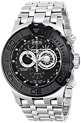 Invicta Men's 15965 Subaqua Analog Display Swiss Quartz Silver Watch