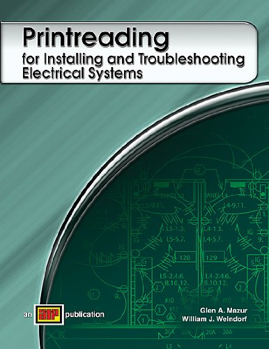 Printreading for Installing and Troubleshooting Electrical Systems - Textbook - Amer Technical Pub - AT-2050 - ISBN: 0826920500 - ISBN-13: 9780826920508