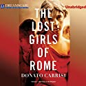 The Lost Girls of Rome (       UNABRIDGED) by Donato Carrisi Narrated by David Doersch