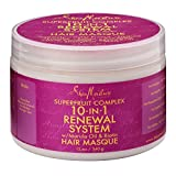 SheaMoisture Superfruit Complex 10-In-1 Renewal System Hair Masque | 12 oz. (Tamaño: Masque)