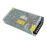 uxcell AC 110-220V 24V 5A 120W 電源スイッチアダプタ LEDストリプライト