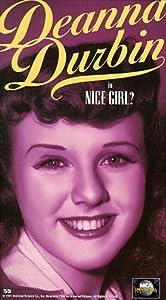 Nice Girl [VHS]