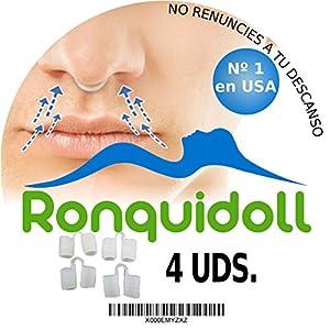 Dilatateur nasal dans la case 4 unités spéciales anti ronflement à mieux dormir et à augmenter les performances physiques