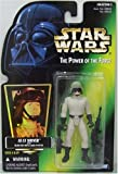 Star Wars The Power Of The Force AT-ST Driver With Blaster Rifle And Pistol