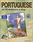 PORTUGUESE in 10 minutes a day® (0944502377) by Kristine K. Kershul