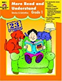 More Read and Understand: Stories and Activities, Grade 1 (1557997373) by Jill Norris