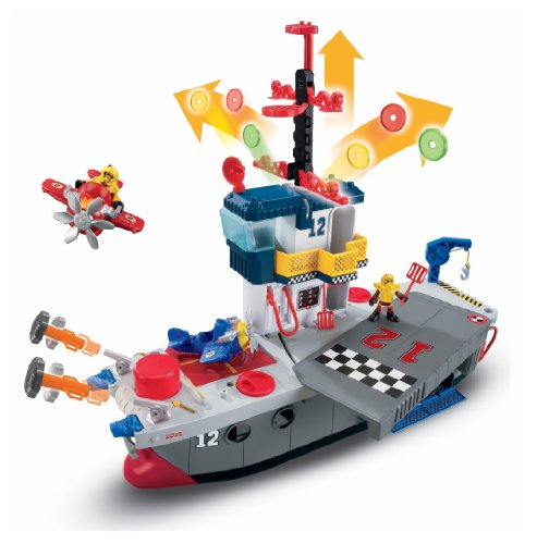 Fisher-Price Imaginext Sky Racers Carrier (Fisher Price Imaginex Boat compare prices)