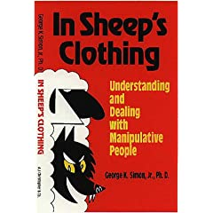 George K. Simon, Jr. - In Sheep's Clothing: Understanding and Dealing with Manipulative People  Reviews