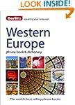 Berlitz Language: West European Phras...