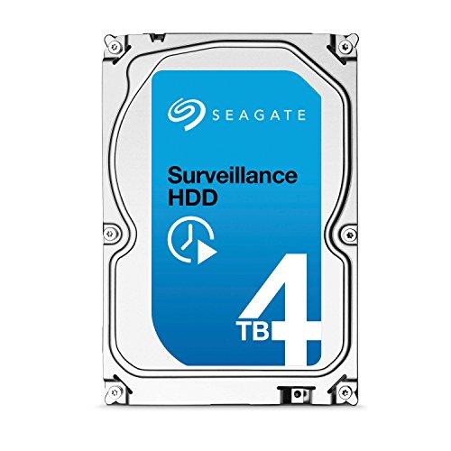 Seagate Surveillance HDD (ST4000VX000) 4TB