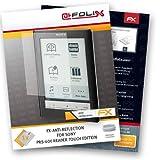 AtFoliX FX-Antireflex Displayschutzfolie f1/4r Sony PRS-600 Reader Touch Edition