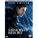 Minority Report --Two Disc Set (DTS) [DVD] [2002]by Tom Cruise