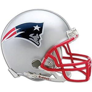 NFL New England Patriots Replica Mini Football Helmet by Riddell