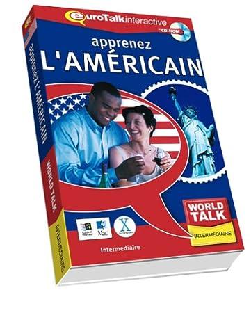 World Talk American: Improve Your Listening and Speaking Skills - Intermediate (PC/Mac)