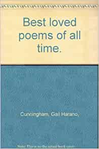 Best Loved Poems Of All Time
