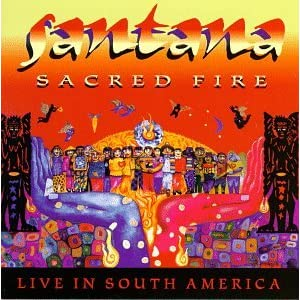 Amazon.com: Sacred Fire: Santana: Music